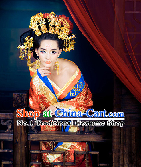 Chinese ancient costumes hanfu han fu Chinese traditional clothing