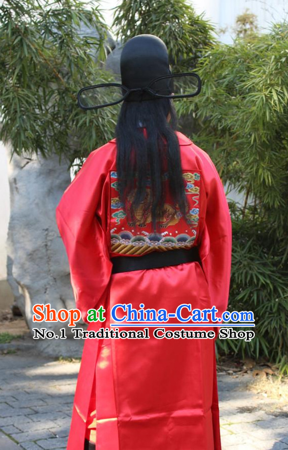Chinese ancient costumes hanfu traditional clothing