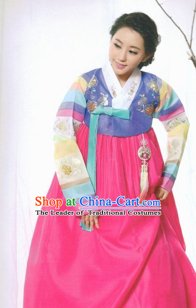 Korean Fashion Traditional Female Hanbok Ladies Fashion online Store