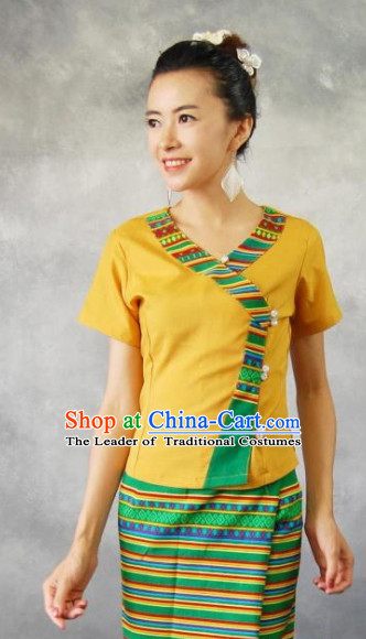 Thailand Traditional Clothing for Women