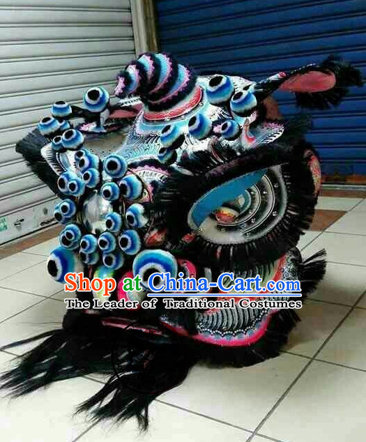 Fut San Traditional Classic Lion Dance Costume Complete Set