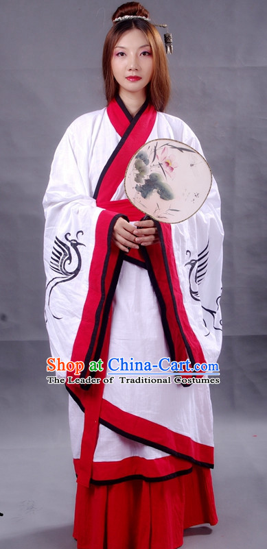 Chinese Ladies Hanfu Costume Ancient Costume Traditional Clothing Traditiional Dress Clothing online