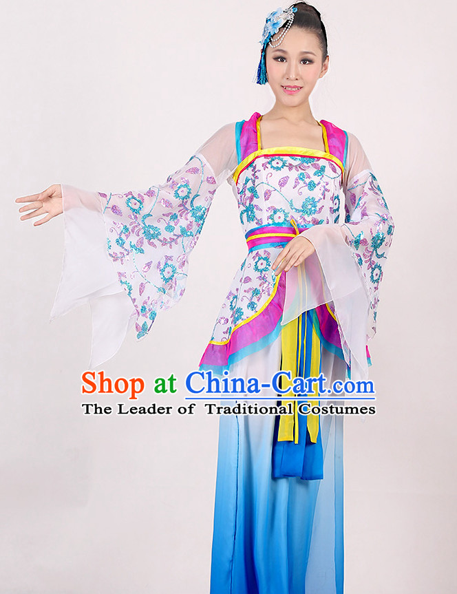 Chinese Classical Dance Costume Ideas Dancewear Supply Dance Wear Dance Clothes Suit