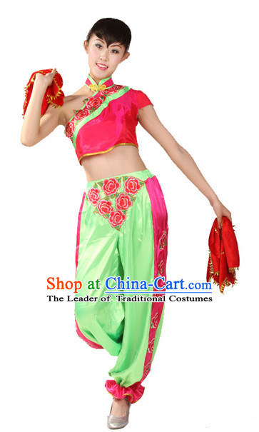 c70c73423e4c9 Chinese Classical Fan Dance Costume Ideas Dancewear Supply Dance Wear Dance  Clothes Suit