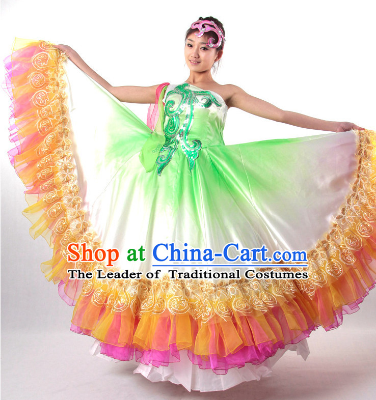 Chinese Opening Dance Costume Ideas Dancewear Supply Dance Wear Dance Clothes Suit