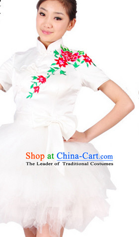 Chinese Qipao Dance Costume Ideas Dancewear Supply Dance Wear Dance Clothes Suit