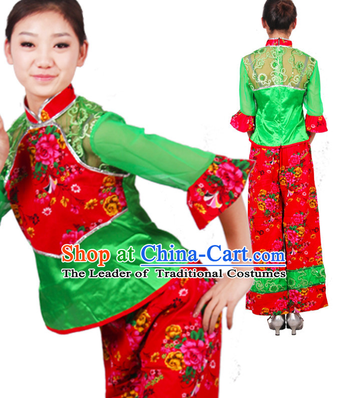 Chinese Han Dance Costume Ideas Dancewear Supply Dance Wear Dance Clothes Suit