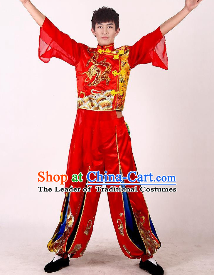 Chinese Drum Dance Costume Ideas Dancewear Supply Dance Wear Dance Clothes Outfits
