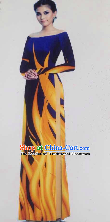 Top Traditional Vietnamese Suits Dresses for Women