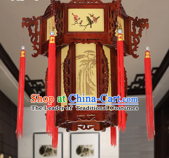 Ancient Chinese Handmade Imperial Palace Lantern