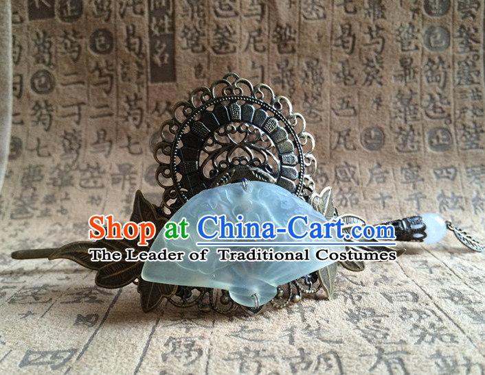 Ancient Chinese Poet Swordsman Scholar Male Headwear Crown