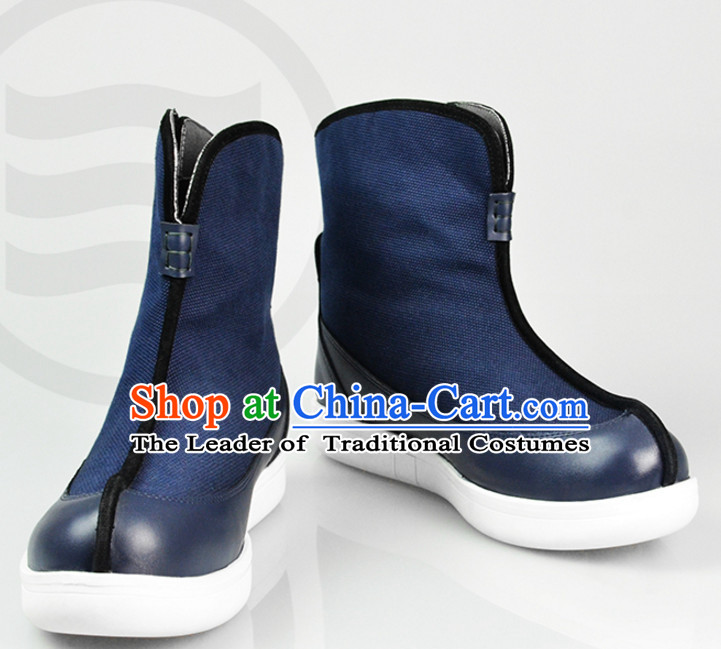 Handmade Traditional Chinese Classic Boots for Men