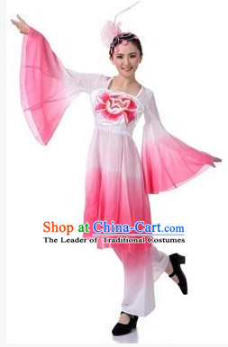 Chinese Classical Dancewear Costume for Women or Girls