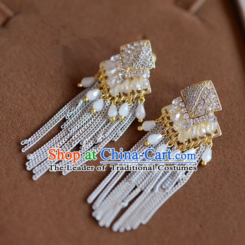 Traditional Jewelry Accessories, Princess Bride Wedding Hair Accessories, Earring for Women