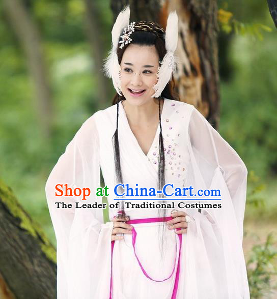 Ancient Chinese Palace Empress Costumes Complete Set, Tang Dynasty Ancient Palace Clothing, Cosplay Fairy Princess Dress Suits For Women