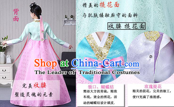korean hanbok fashion Korean Ceremony full Attire website sale Dresses
