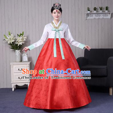 Korean Traditional Wedding Dress Costumes Korean Ancient Clothes