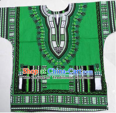 Traditional Asian Thai Palace Men Costume Color T-shirt, Thai Linen Dress Shirt for Men