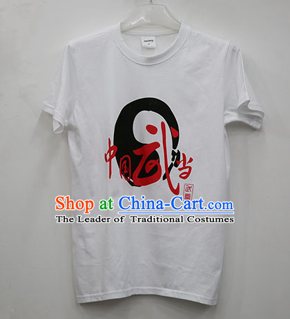 Wudang Uniform Taoist Uniform Kungfu Kung Fu Clothing Clothes Pants Shirt Supplies Wu Gong Outfits Tshirt