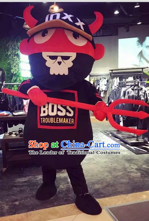 Free Design Professional Custom Promotions Mascot Uniforms Mascot Outfits Customized Animal Mascots Costumes