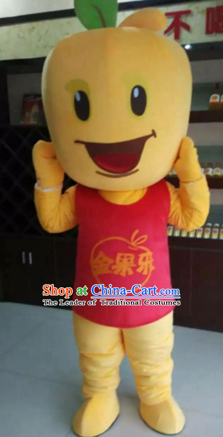 Free Design Professional Custom Promotions Mascot Uniforms Mascot Outfits Customized Commerical Mascots Costumes