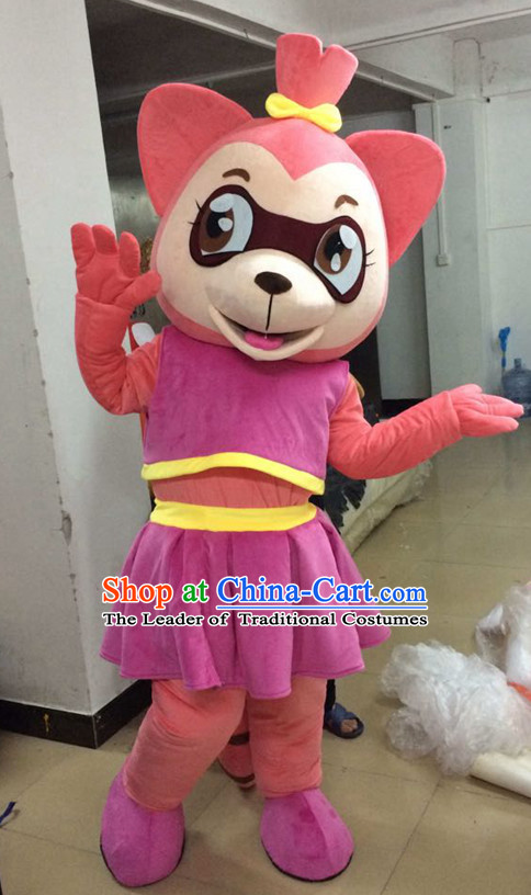 Free Design Professional Custom Promotions Mascot Uniforms Mascot Outfits Customized Eye-catching Commerical Mascots Costumes