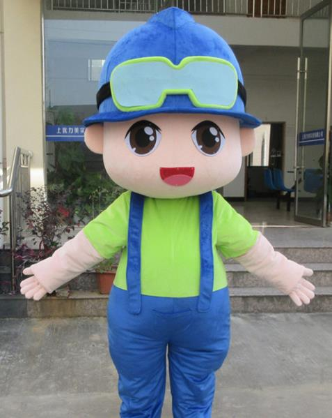 Mascot Uniforms Mascot Outfits Customized Walking Mascot Costumes Super Mascots Costume