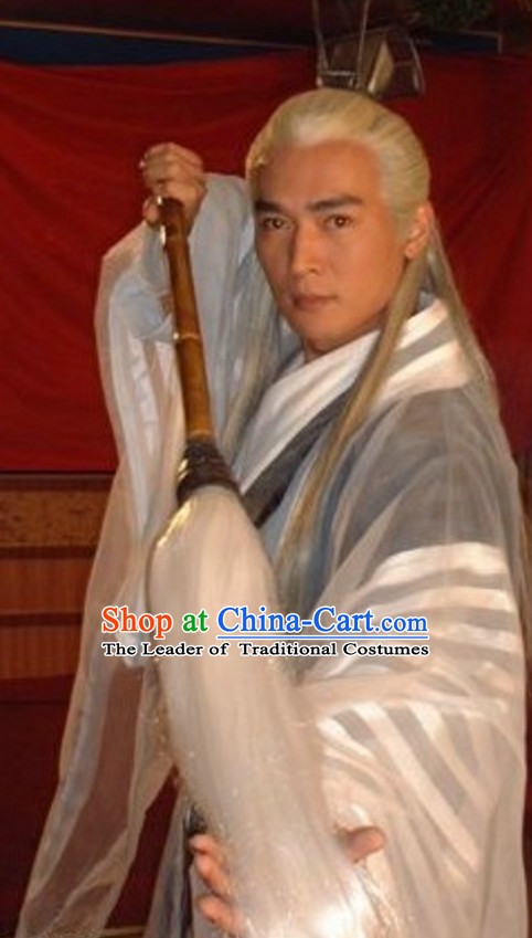 Chinese Wudang Taoist Clothing for Men Women Adults Kids Children