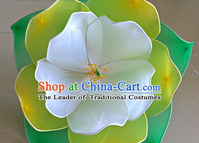 Traditional Chinese Handmade Jasmine Flower Dance Props