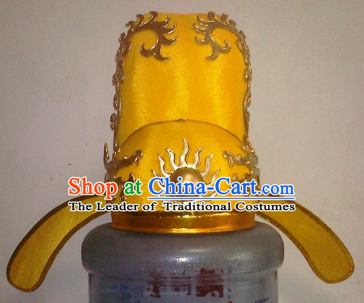 Ancient Chinese Emperor Hat for Tang Dynasty