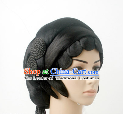 Chinese Ancient Peking Opera Style Wig Wigs