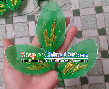 Leaf Decorations Fan Dance Props Props for Dance Dancing Props for Sale for Kids Dance Stage Props Dance Cane Props Umbrella Children Adults