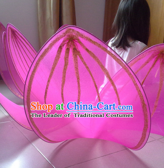 Big Handmade Lotus Base Stage Performance Dance Props Dancing Prop Decorations