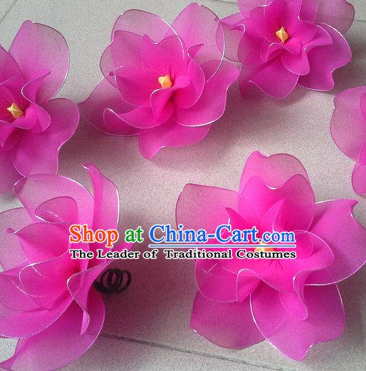Big Handmade Lotus Stage Performance Dance Props Dancing Prop Decorations