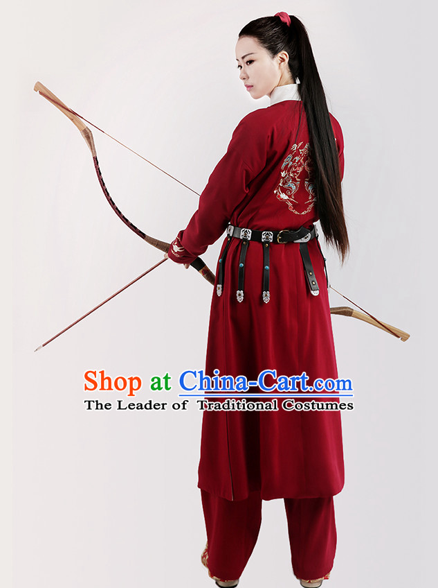 4ab0b17afd Ancient Chinese Hanfu Dress China Traditional Clothing Asian Long Dresses  China Clothes Fashion Oriental Outfits for Men