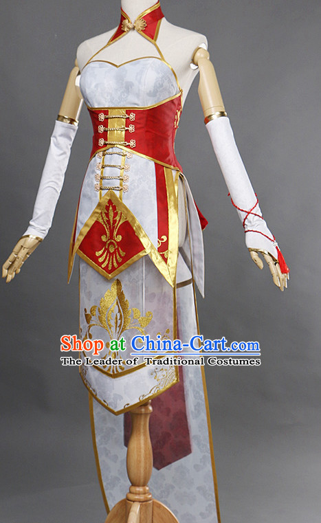 Ancient Chinese Style Cosplay Sexy Costumes