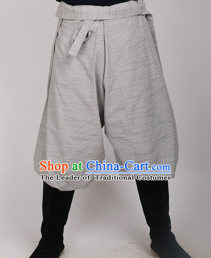 Ancient Chinese Clothing Pants for Men