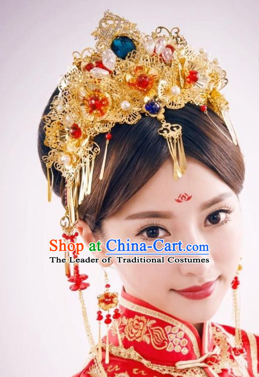 Asian Hair Accessories | Hairstyle Inspirations