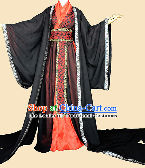 Chinese Traditional Prince Garment Complete Set for Men