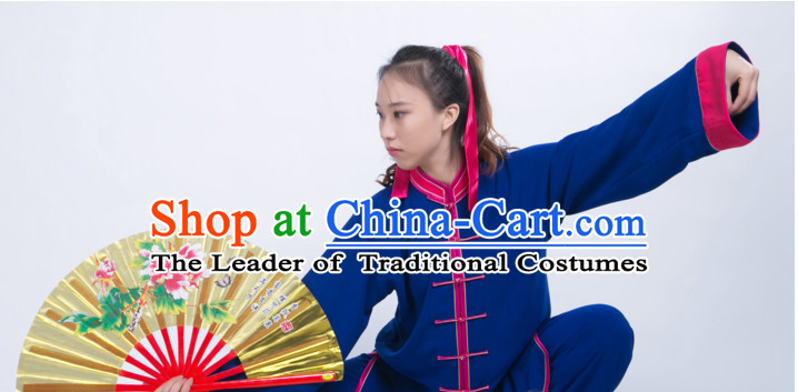 Top Chinese Traditional Tai Chi Uniforms for Women