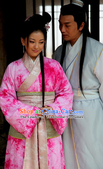 Chu Liuxiang Legend Classic Hong Kong Cantonese Drama Female Beauty Costume Complete Set