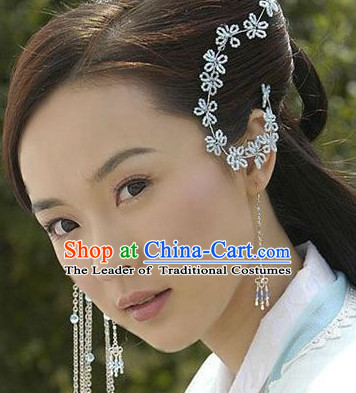 Chinese Traditional Ancient Imperial Hair