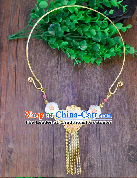 Chinese Traditional Ancient Imperial Empress Necklace