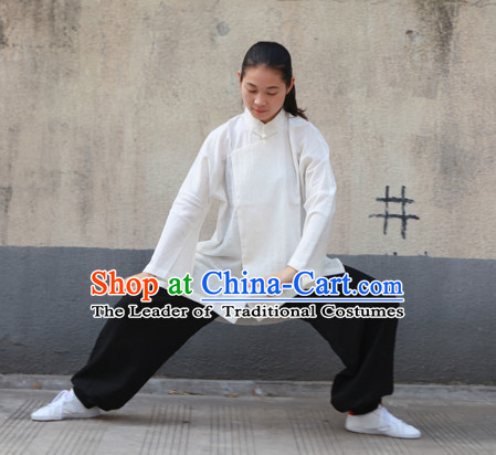 Top Chinese Traditional Mandarin Martial Arts Tai Chi Kung Fu Gong Fu Competition Championship Clothes Suits Uniforms