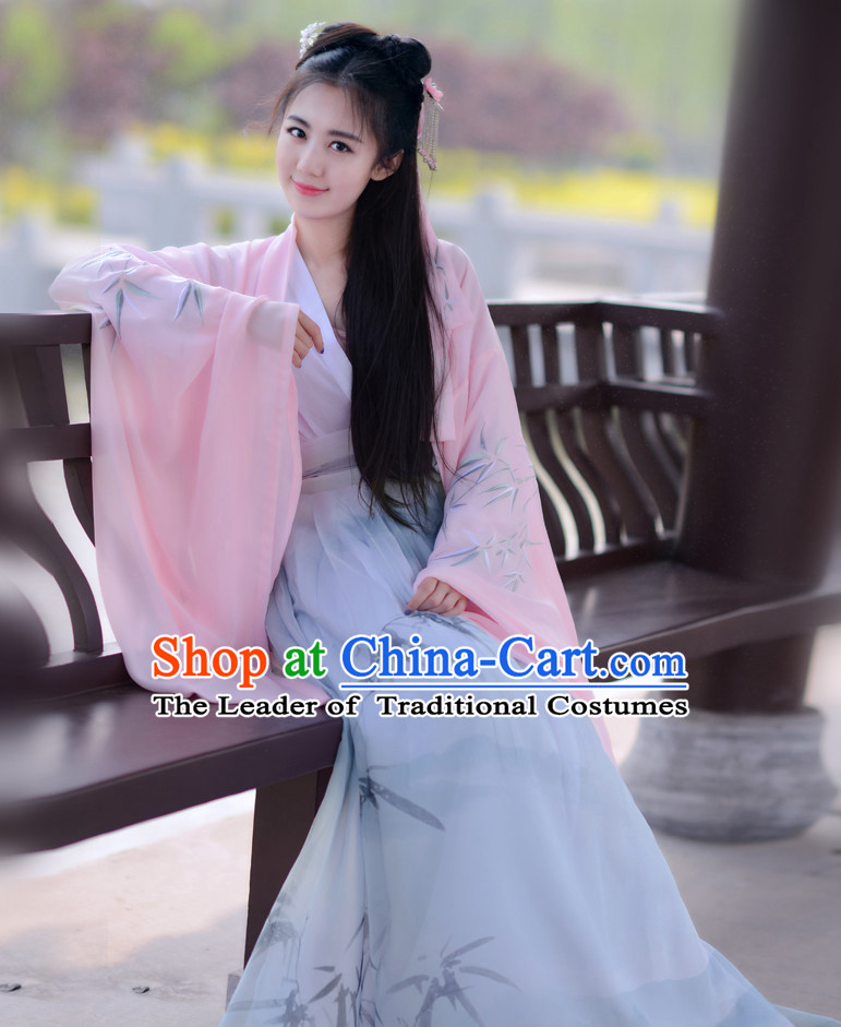 bce26dd91 Top Chinese Tang Dynasty Female Hanfu Clothing Chinese Hanfu Costume Hanfu Dress  Ancient Chinese Costumes and Hat Complete Set ...