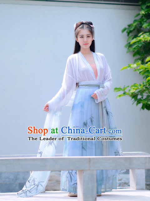 Top Chinese Tang Dynasty Female Hanfu Clothing Chinese Hanfu Costume Hanfu Dress Ancient Chinese Costumes and Hat Complete Set for Women Girls Children