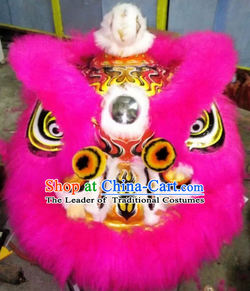 Top Festival Celebration Competition and Parade Lion Dance Equipment Complete Set