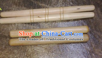 Professional Chinese Lion Dance Wooden Drumsticks