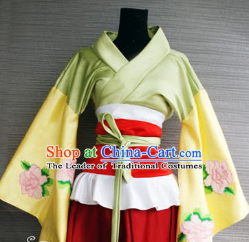 Custom Made Cosplay Costumes Complete Set for Women or Girls