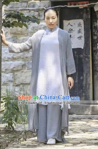 Chinese Classical Tai Chi Taiji Master Uniforms